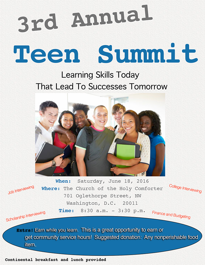 teen summit new for 6_2016