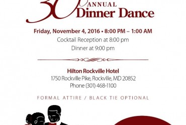 Annual Dinner Dance Fundraiser